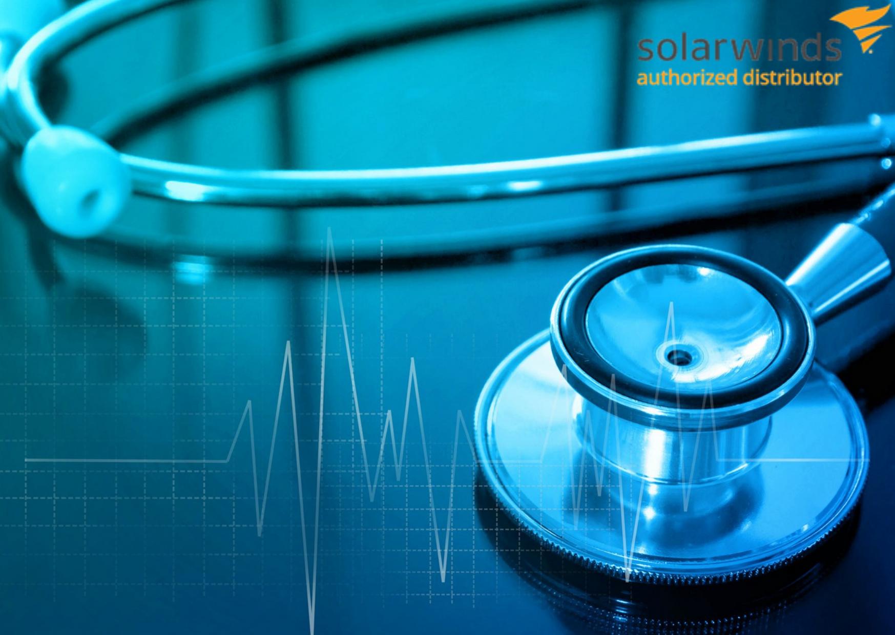 Adfontes delivering HealthChecks on SolarWinds
