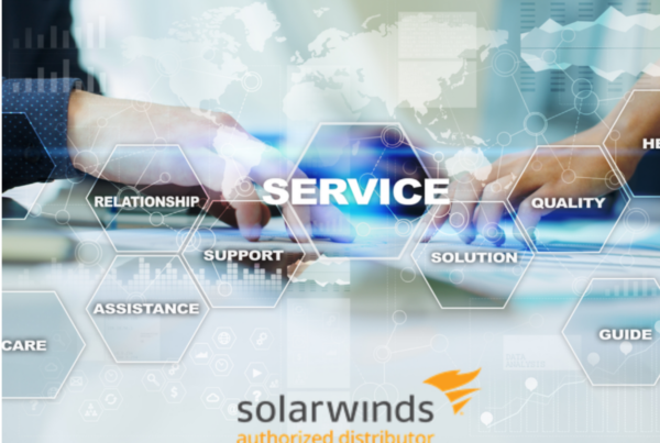 SolarWinds One stop Shop Adfontes Software
